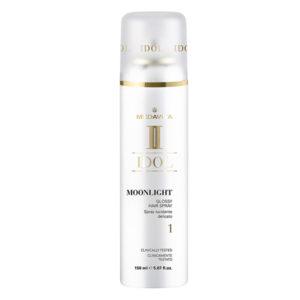 IDOL MOONLIGHT Nabłyszczający spray do włosów