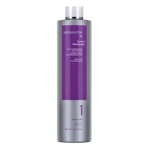 LUXVIVA WONDERPLEX Faza 1 Wzmacniający fluid zapobiegający łamaniu włosów pH 4.5
